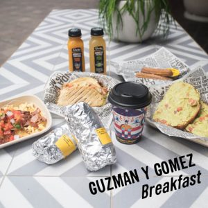 Guzman y Gomez - Best Mexican Restaurant