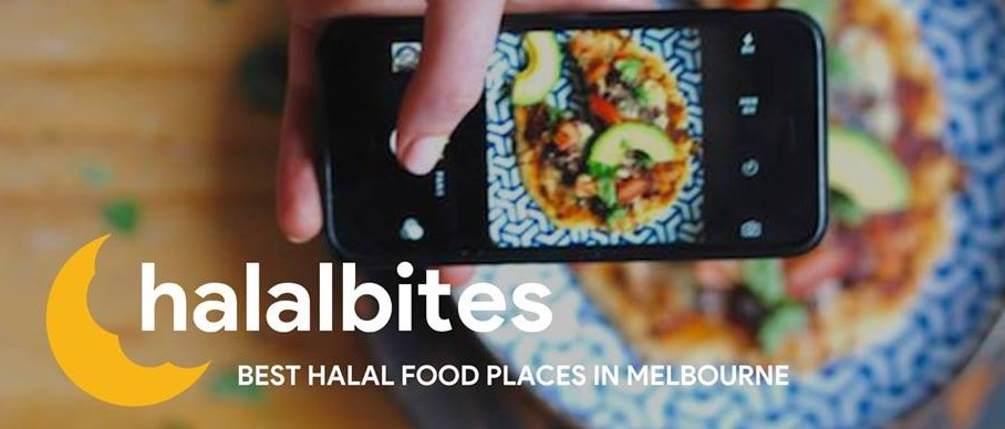 Halal Bites - Website & Mobile Application for Halal Food & Restaurants